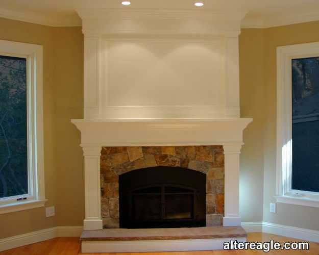 Finishing Carpentry Crown Molding And Trim Installation