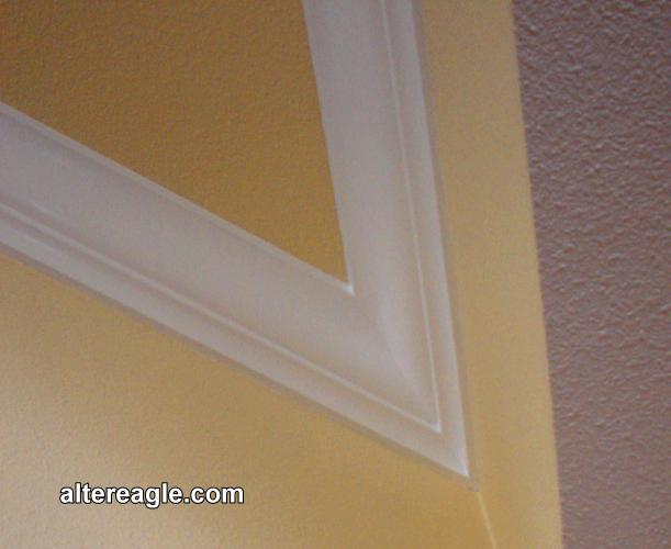 Finishing Carpentry | Crown Molding and Trim installation