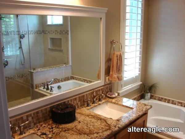 Undermount Sinks Custom Made Mirror